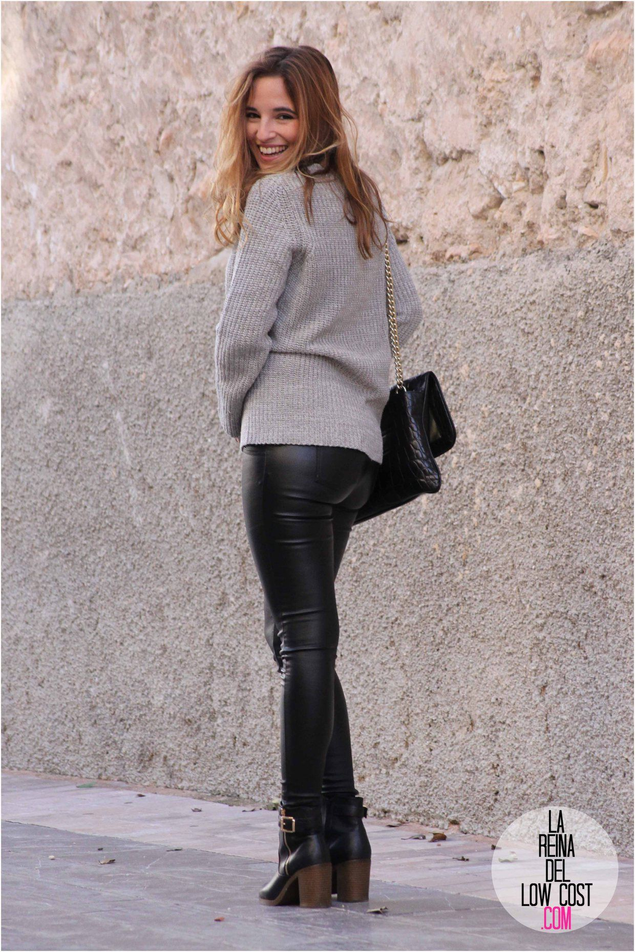 Pin En Outfits Featuring Leather Pants