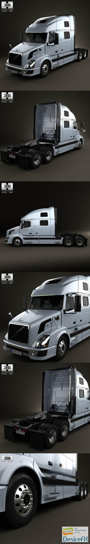Download Free 3d Models Desirefx Com 3d Model Model Volvo