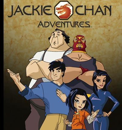 Jackie christmas jackie chan old cartoon network shows