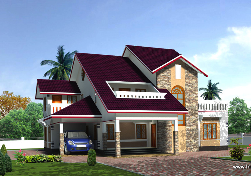 Screenshot 2015 04 20 20 45 36 Png 804 563 Kerala House Design House Architecture Design House Design