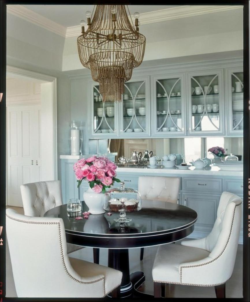 Romantic+Country+Kitchens   Jennifer Lopez residence - Veranda ...