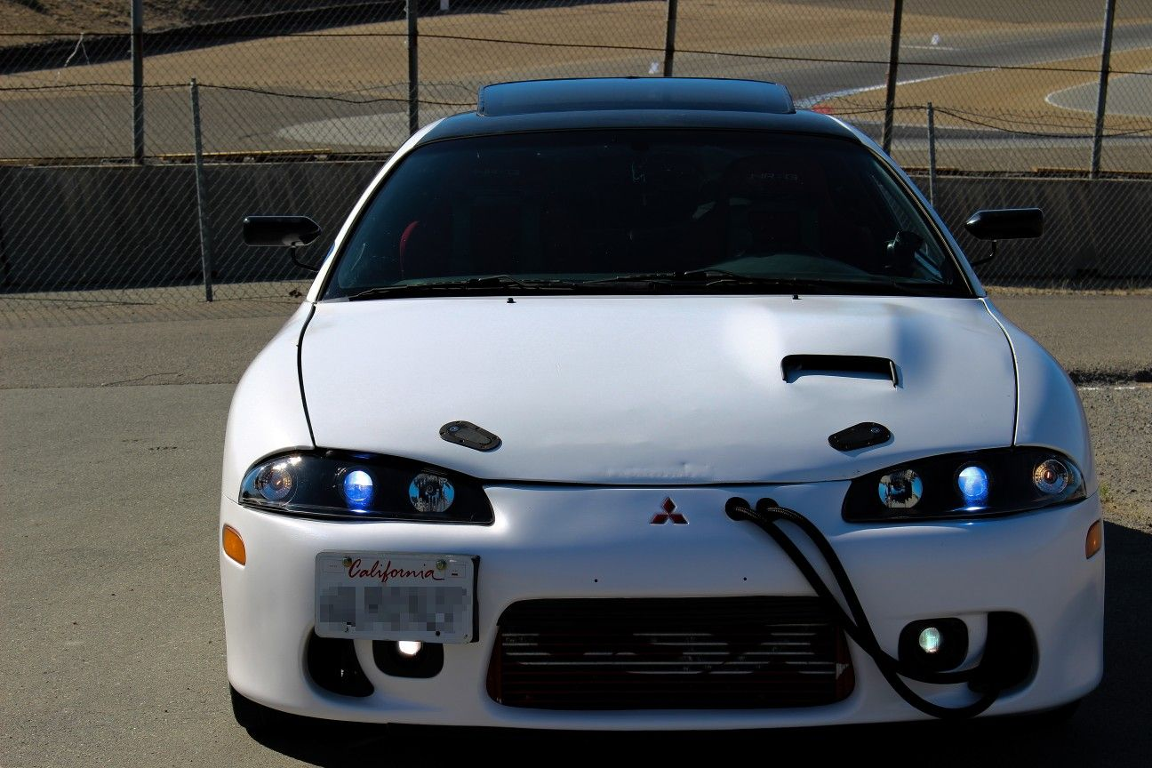 Mitsubishi Eclipse Gsx Coupe 1995 Tuning. Fresh Build Smokes At Idle  Dsmtuners