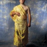 How to Make a Toga Out of a Bed Sheet | eHow.com