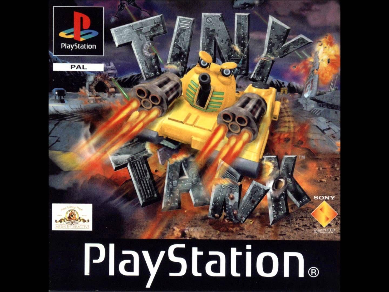 tiny tank ps1