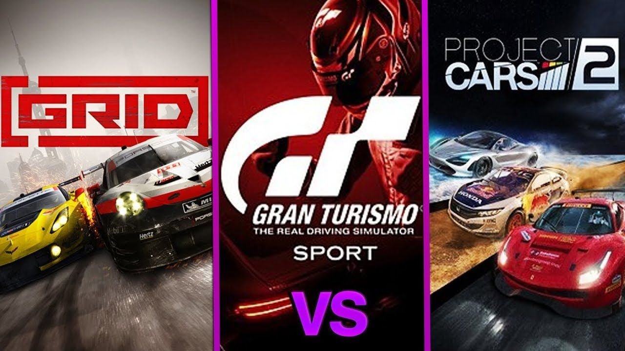Grid 2019 Vs Gt Sport Project Cars 2 4k Upscaled Early Graphics Com Nintendo Switch Trailer Adventure Games Game Trailers