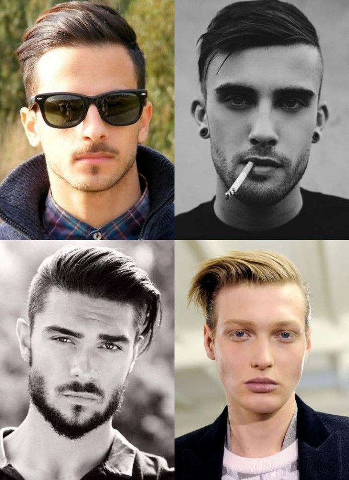 Top 20 Elegant Haircuts For Guys With Square Faces Hairstyles