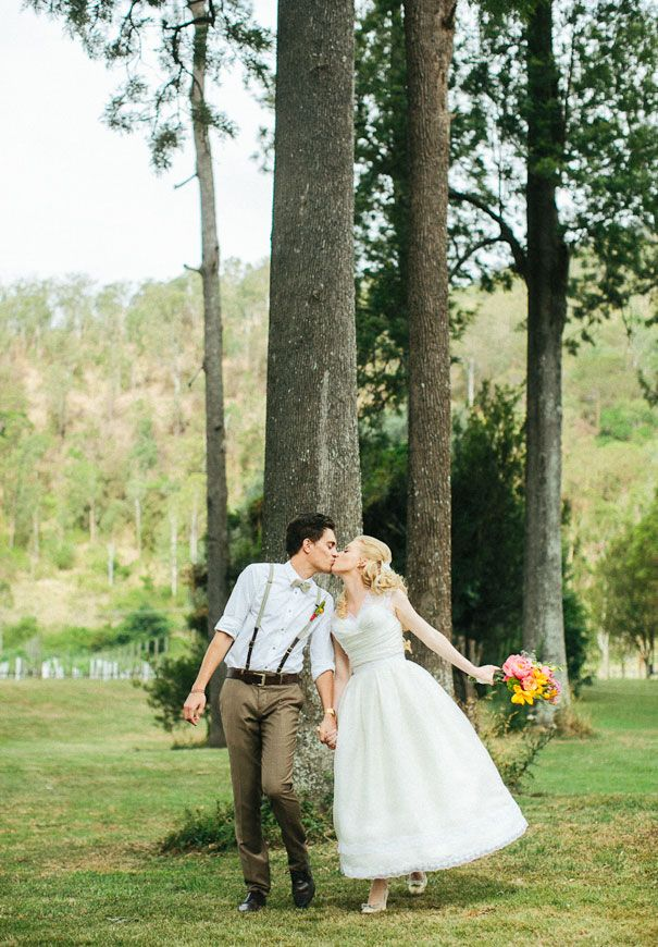Gorgeous Vineyard Wedding Venue On The Gold Coast At Base Of Mount Tamborine In