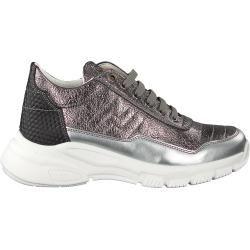 Ton & Ton Sneaker Low Fashion Sneaker 7201 Silber Mädchen – Boda fotos