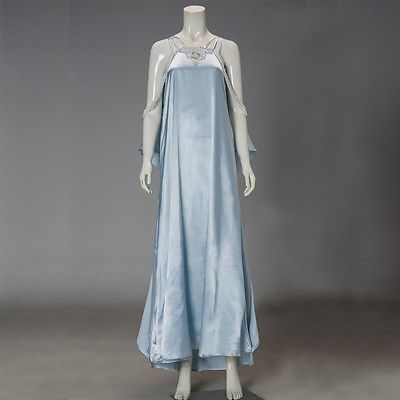 Star Wars 3: Revenge of the Sith Cosplay Padme Amidala Nightgown ...