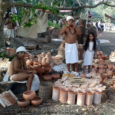 Interactive Market at Xcaret