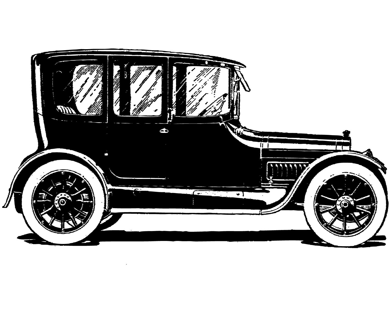 Vintage Cars And Coaches Clip Art Clip Art Vintage Silhouette