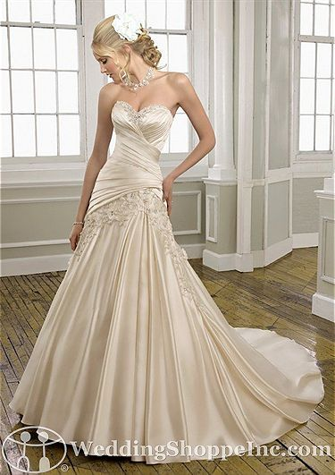 Love This Gown By Mori Lee The Candlelight Color Is So And Shape Would Flatter Many Figure Types