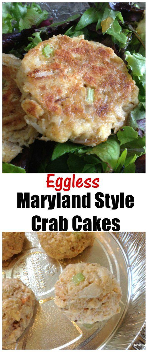 Maryland Crab Cake Recipe Ritz Crackers