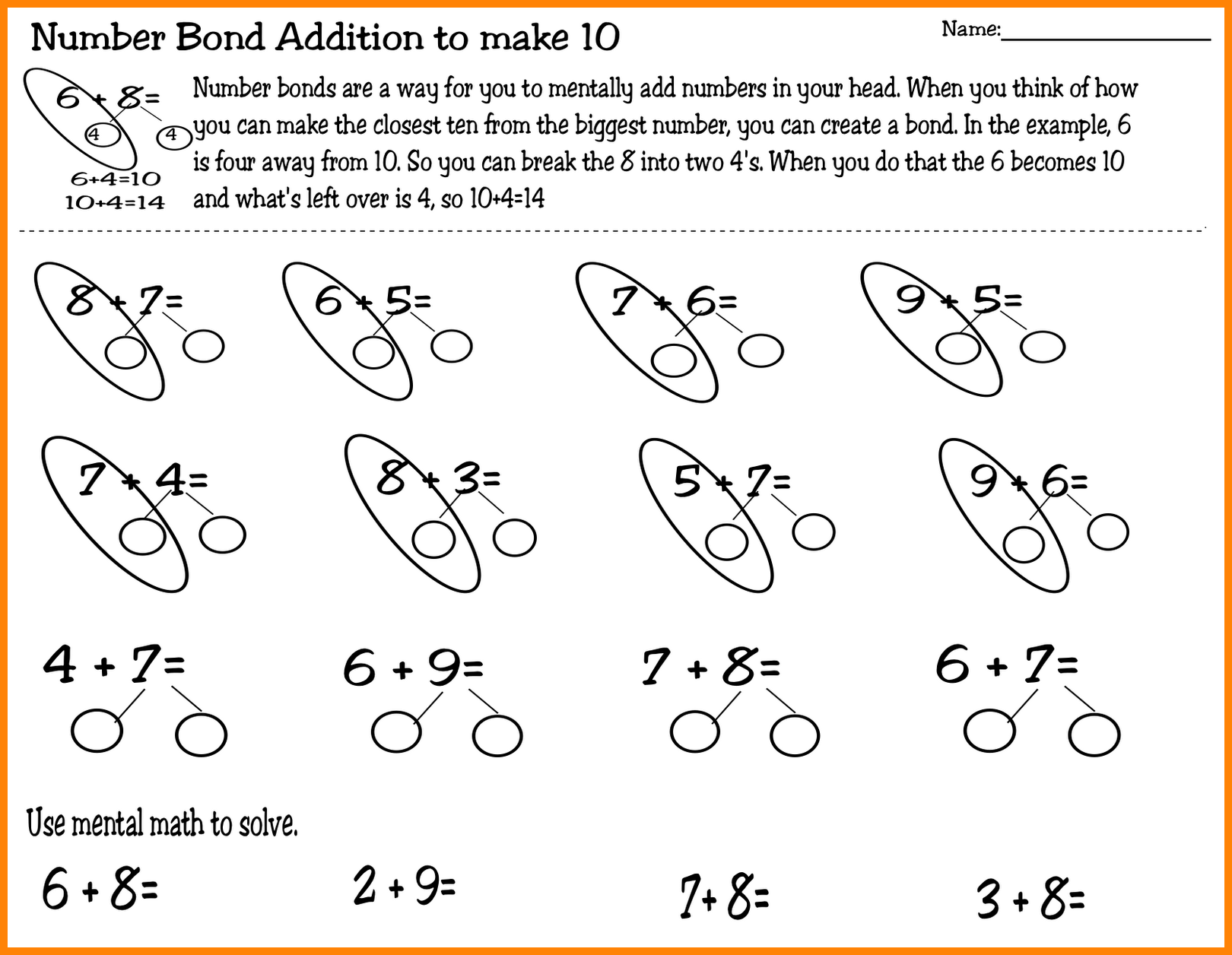 Singapore Math Worksheets Defendusinbattleblog Math Worksheets Singapore Math Number Bonds Worksheets [ 1256 x 1620 Pixel ]