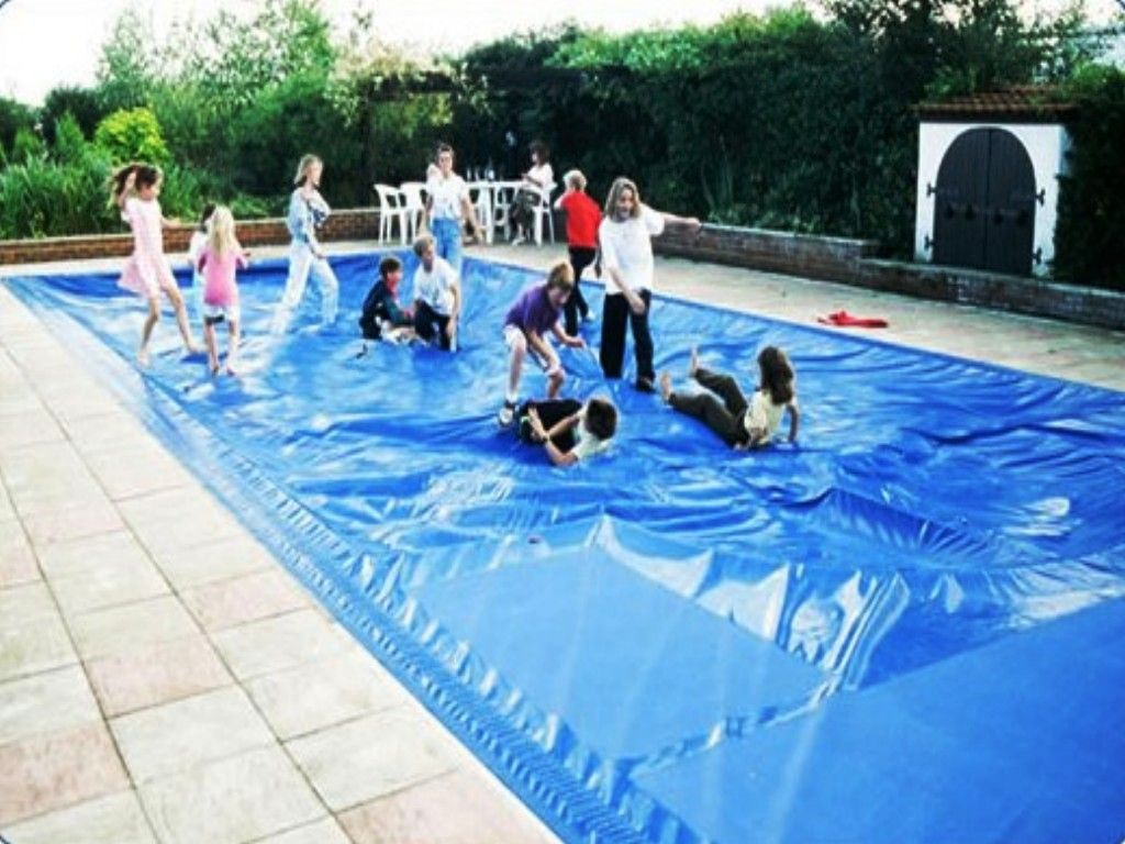 Pin by design agency on pools ideas pool safety covers swimming pools swimming - Cool pool covers ...