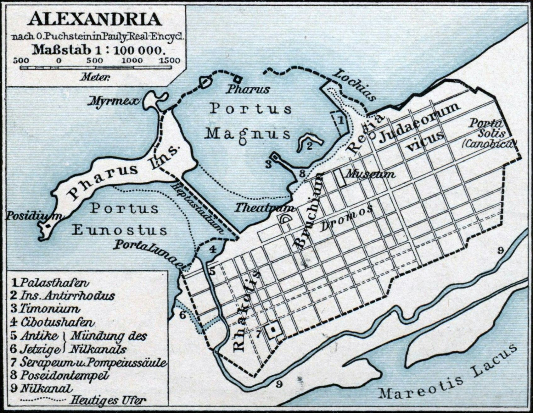 Pin By Banan Molham On Alexandria Alexandria Ancient Maps Egypt