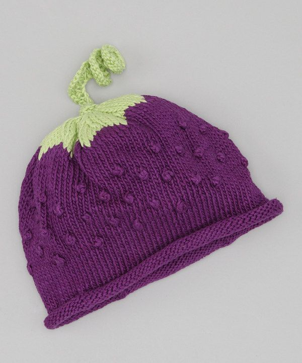 Take a look at this Purple Brambleberry Beanie on zulily today!