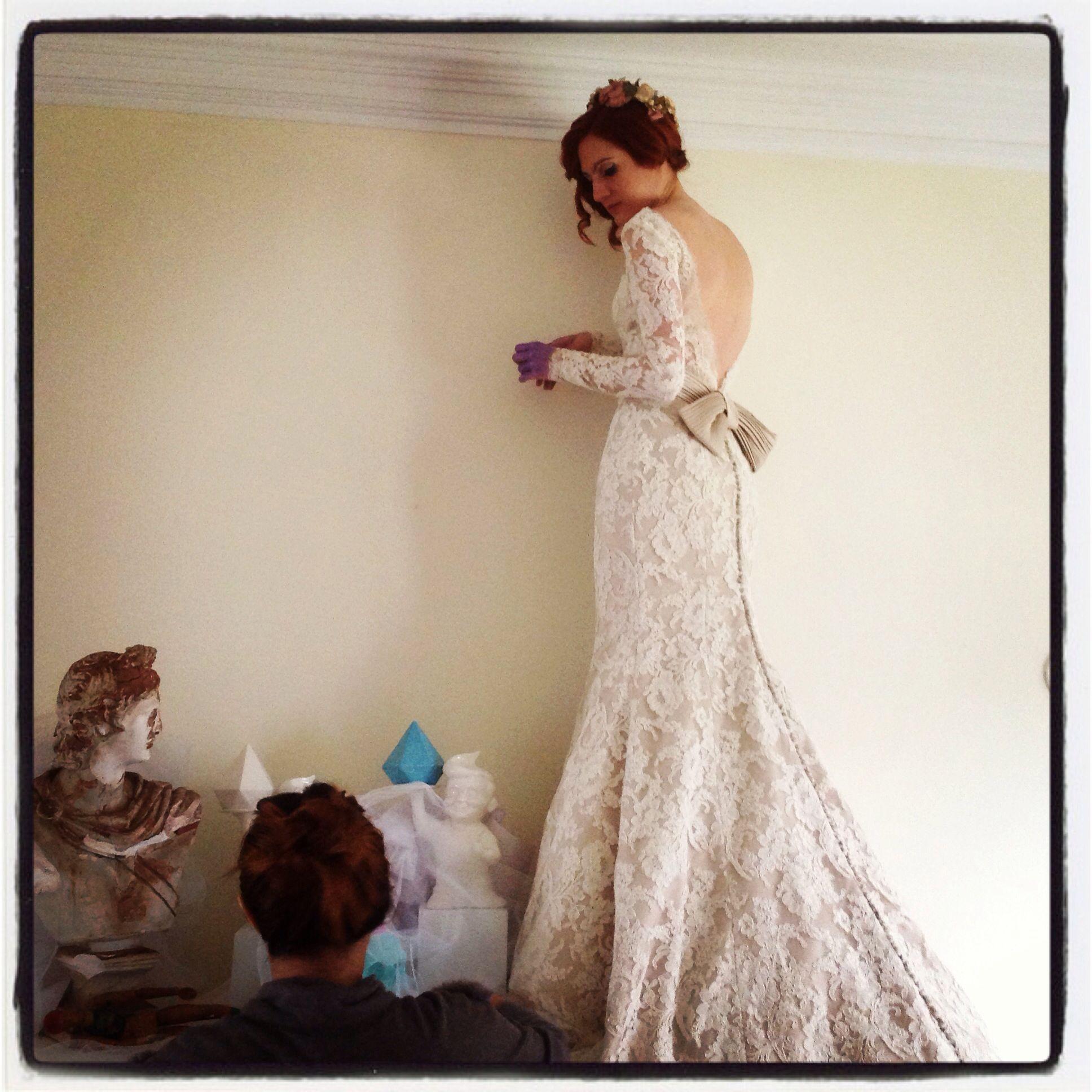 Jesicabutrich Makeupmbp Makeup Hair Htt Www Facebook Com Magalibalarezomakeupartist Wedding Dresses Wedding Dresses Lace Sheath Wedding Dress