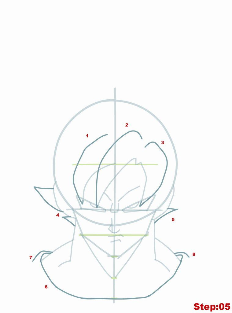 Pin By Jay Mitch On Drawing Tips Dragon Ball Artwork Goku Drawing Dragon Ball Z