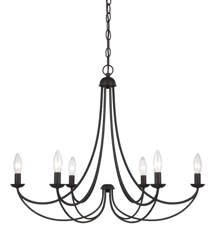 Features Chandelier Type Candle Style Finish