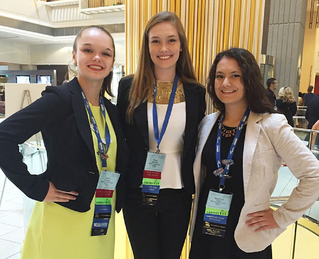 Jefferson City FBLA team 7th at nationals (With images