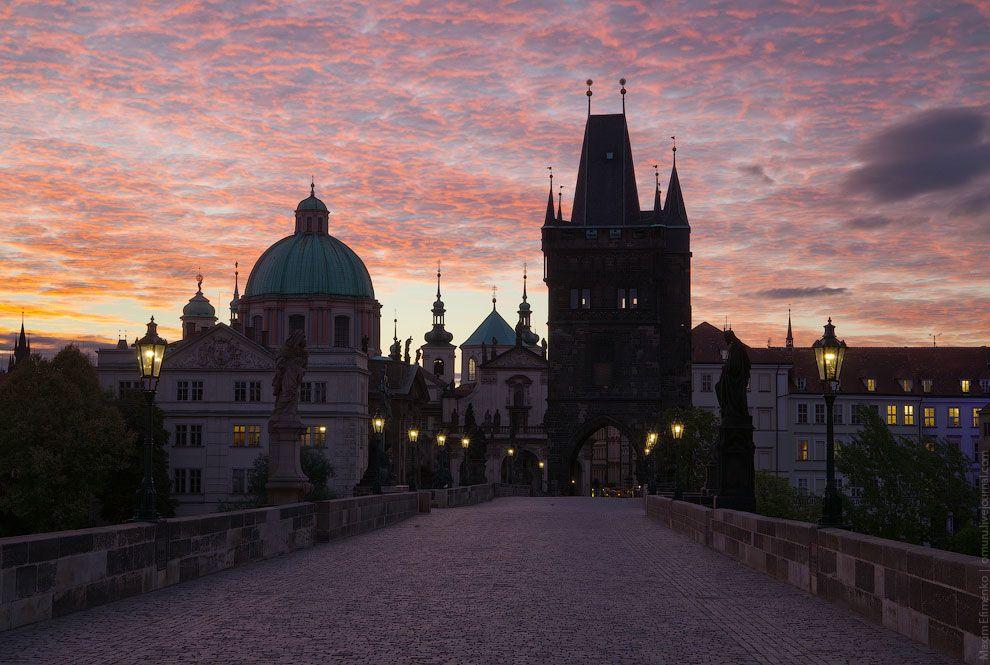 Прага - крупнейший город Чехии | ФОТО НОВОСТИ | Прага ...