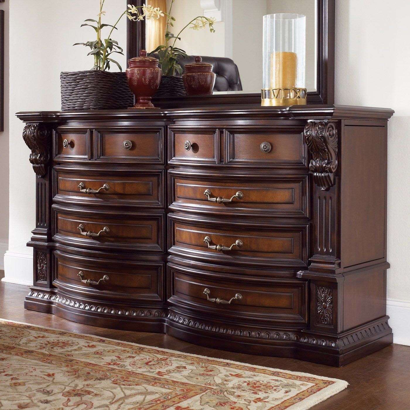 Fairmont Designs Furniture C7102 05 Grand Estates Dresser Home  # Muebles Fairmont
