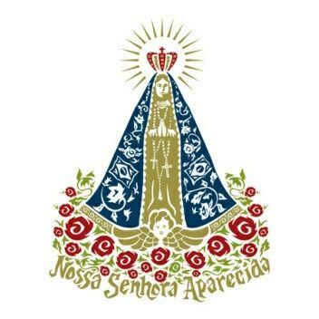 a6d3eb68f4280 Aparecida   Places Nossa Senhora Aparecida   Pinterest   Holy mary ...