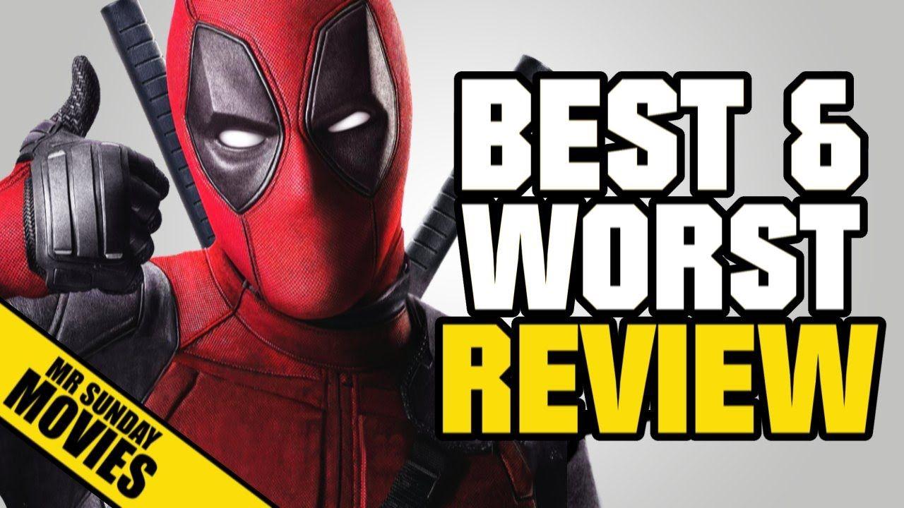 DEADPOOL Review (Spoiler Free) - Videot --> http://www.comics2film.com/marvel/deadpool/deadpool-review-spoiler-free/  #Deadpool