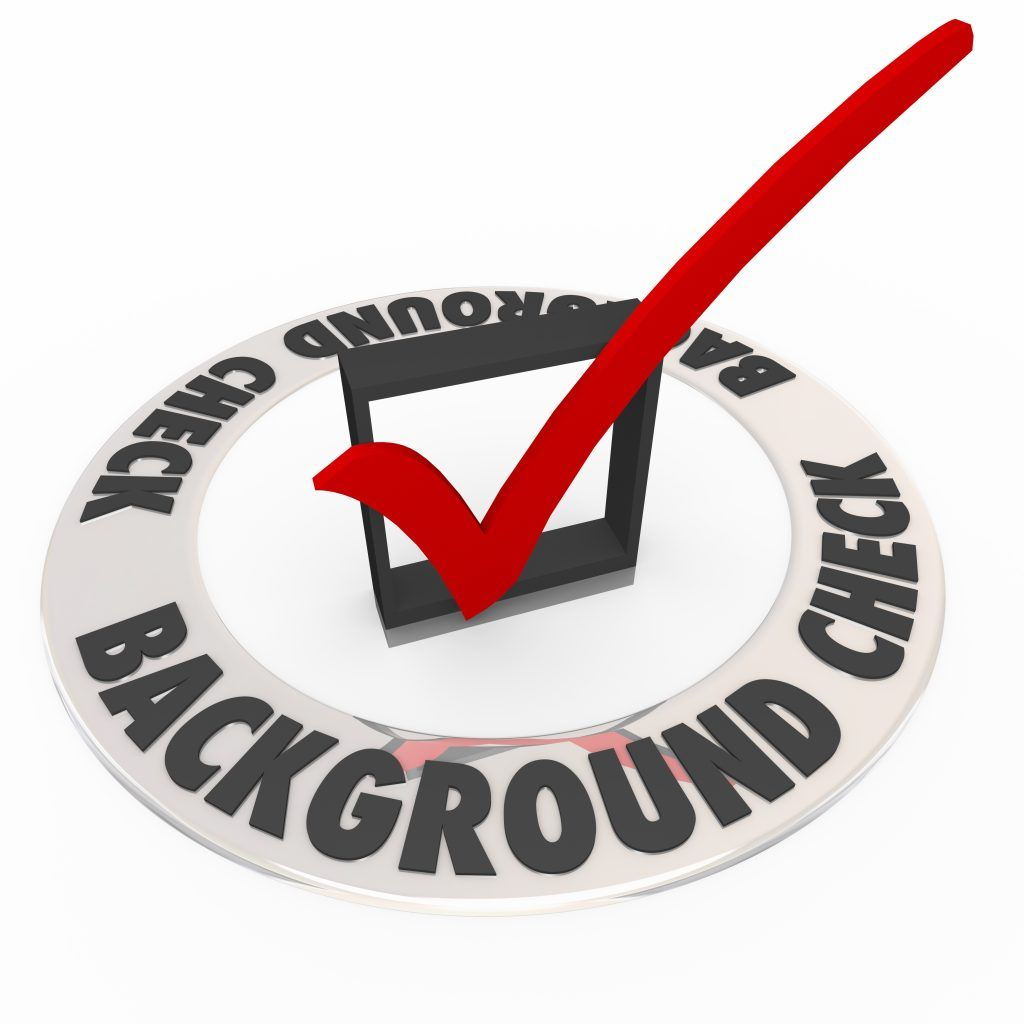 Background Checks Broadly Defined