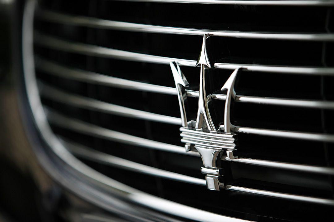 Exotic Car Logos and Hood Ornaments Maserati, Luxury