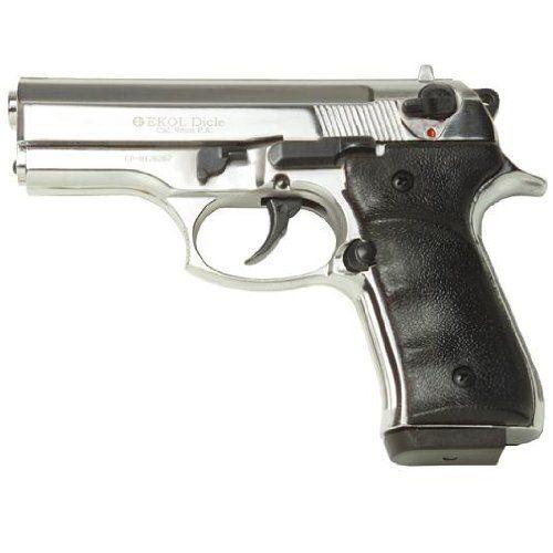Ekol Beretta Cougar 8000 Replica Front Firing Starter Pistol