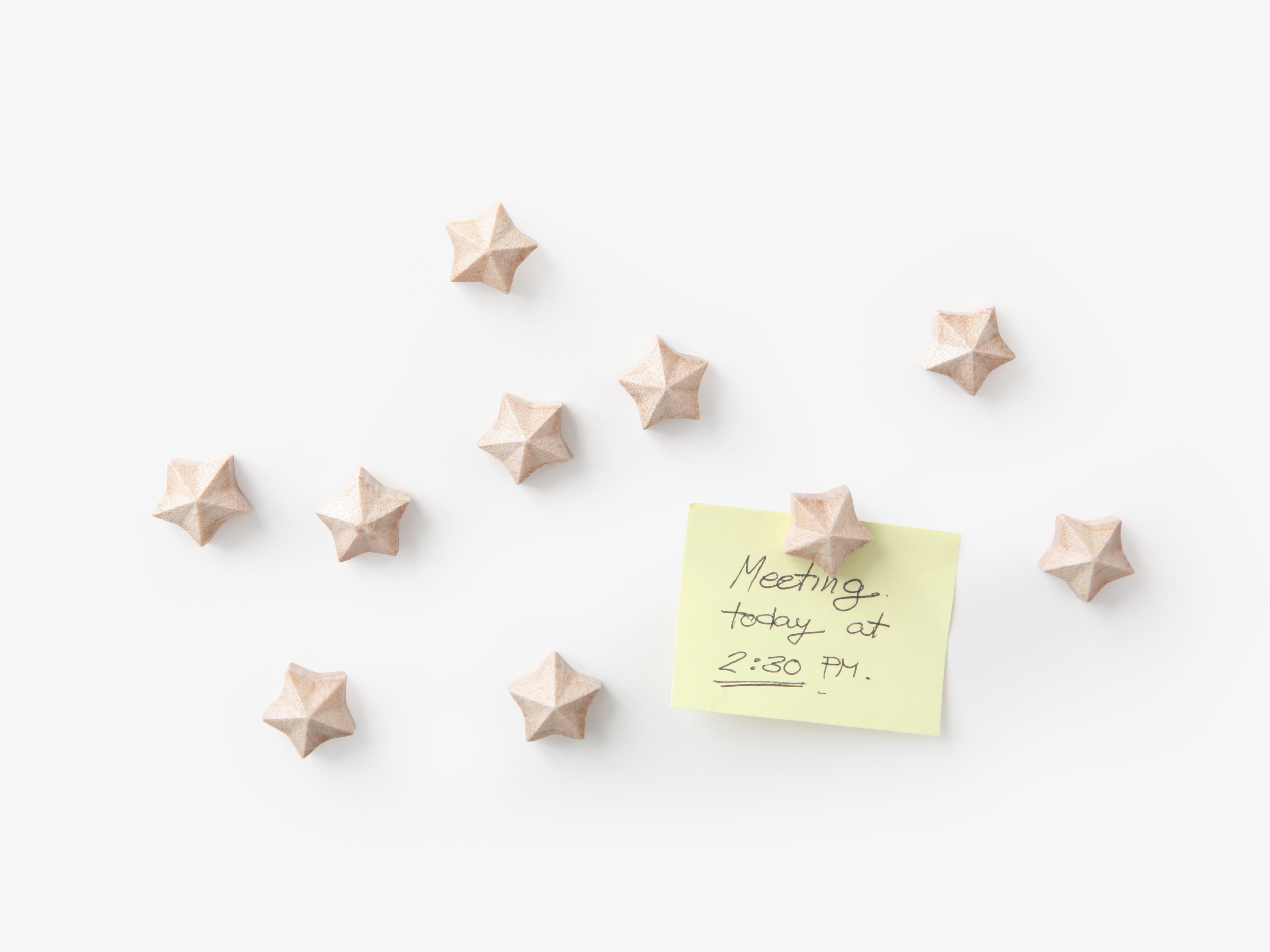 AURIGA  Heighten your imagination at your working space with Auriga magnet set www.qualyandco.com  Contact sales@qualyandco.com for more wholesales information and worldwide brand distribution.  #star #magnet #panaobjects #imagination #working #wood #design #gift #distribution #wholesales