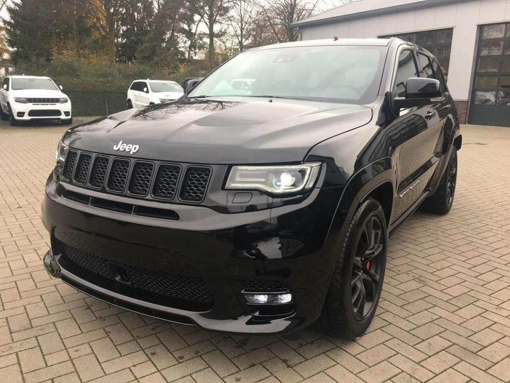 2018 Jeep Grand Cherokee Srt Syv Vapor Sport Brake Tags 2018