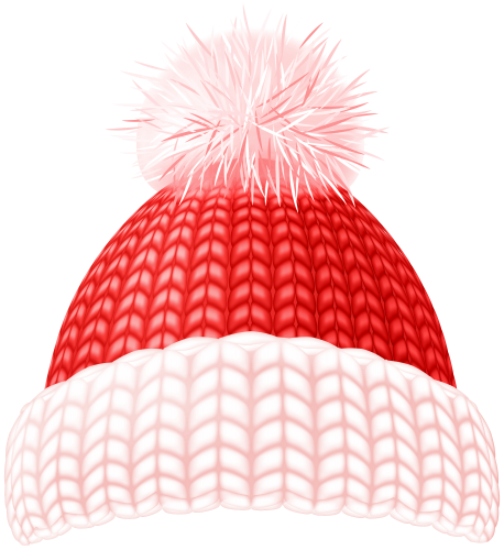 Red Winter Hat Clip Art Image Winter Hats Clip Art Art Images