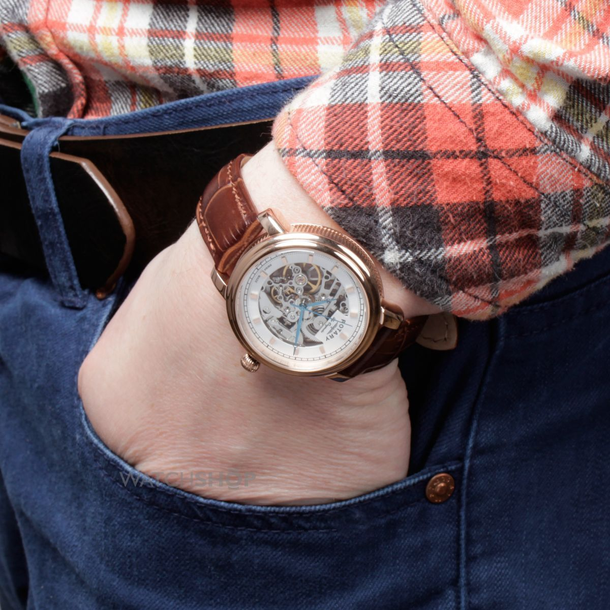 Pin De Jay Nieves En Wristcheck Pinterest Watches Gratis Ongkir Fossil Me3064 Townsman Automatic Brown Leather Strap Watch 80 Off On Amazon Rotary Jura Http