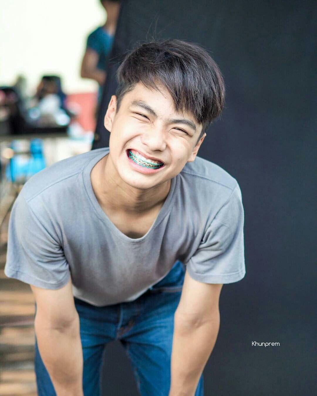 Pin von Jeaniie Hyun auf Ohm Pawat #MR.SMILE | Pinterest
