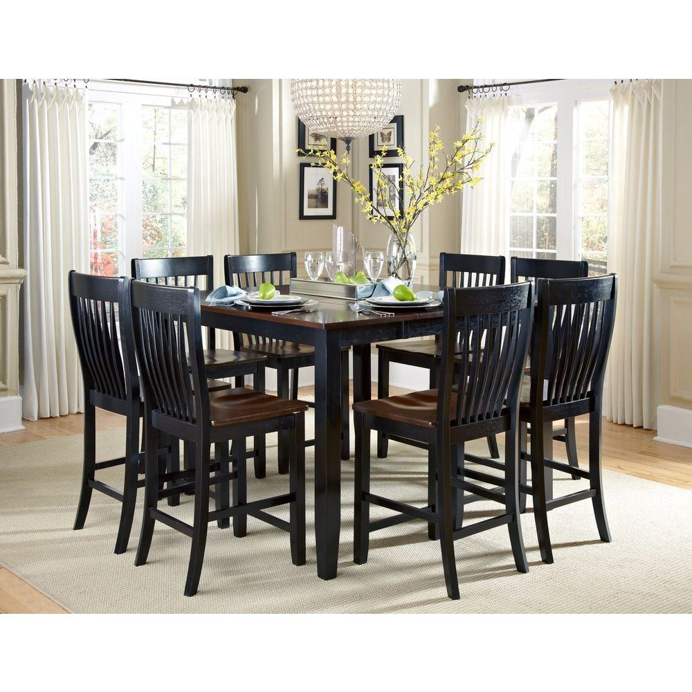 Dining Table Set Deals: Canterbury 9-Piece Dining Set