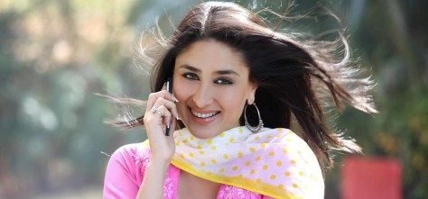 Best Phone Dialogues Of Bollywood Movie Kareena Kapoor Wallpapers Bollywood Actress Indian Actresses