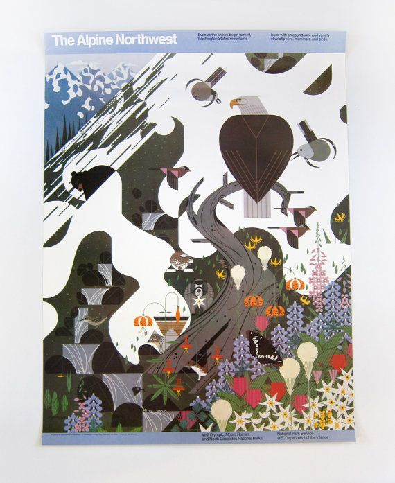 Pin de Terrah Sw en Charlie Harper   Pinterest   Ilustraciones