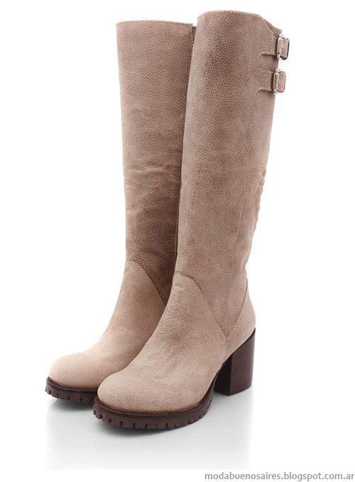 Moda En Calzado Femenino Otoño Invierno 2015 Botas Zapatillas Y Zapatos Blaque Invierno 2015 Calzas Moda Bucaneras