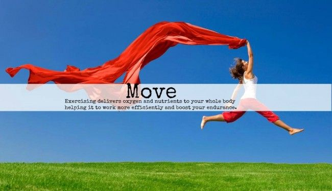 Move Why excercise is important | Stress management, Feel ...