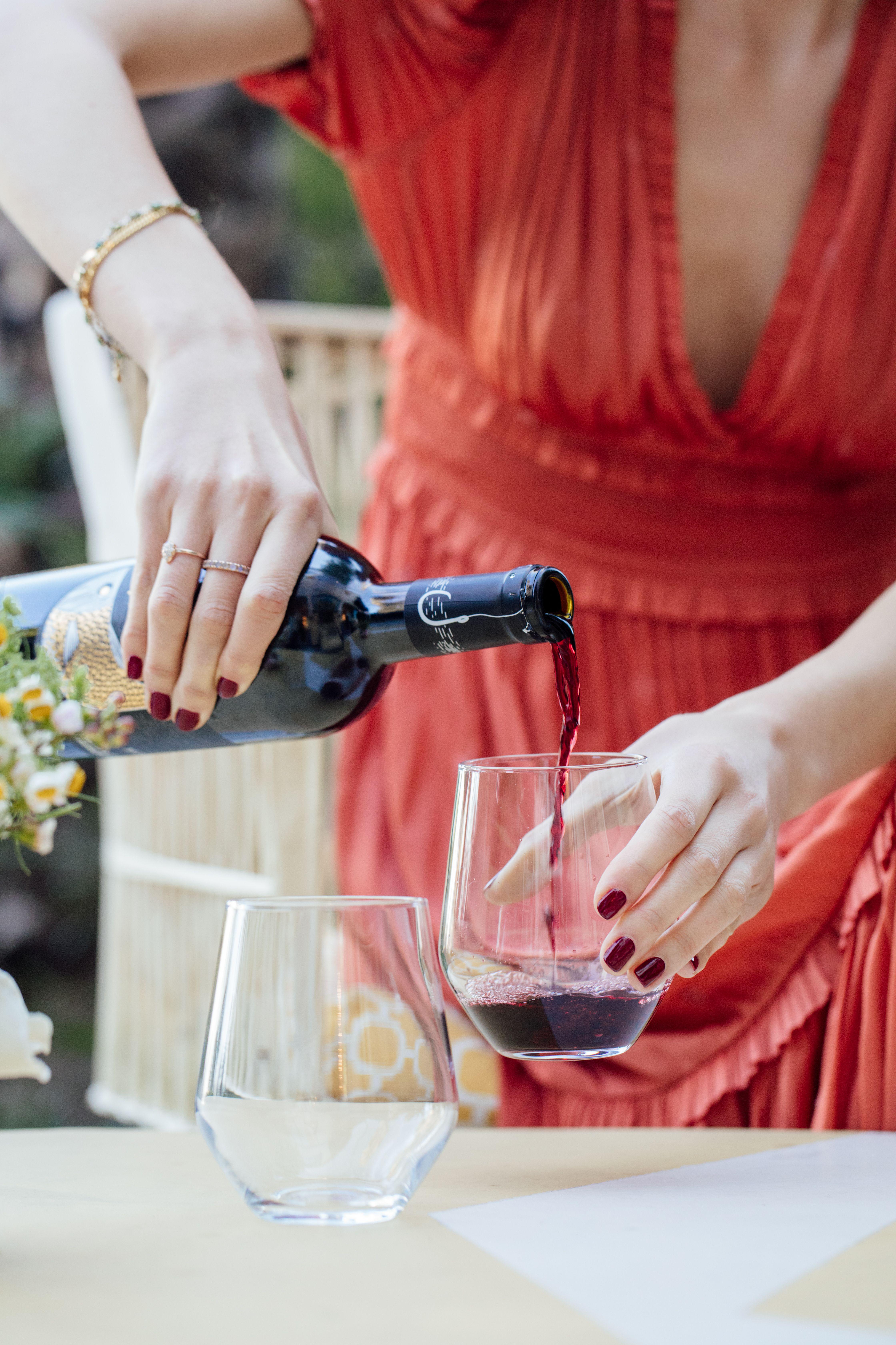 Malaga Wine Infinite Shine In 2020 Malaga Wine Long Lasting Nail Polish Red Nail Polish