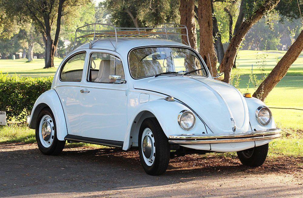 eBay: 1969 Volkswagen Beetle - Classic 51k Orig Miles, Restored, One ...