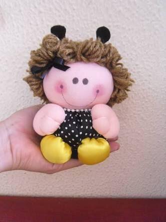 bonecas de fuxico - Pesquisa Google