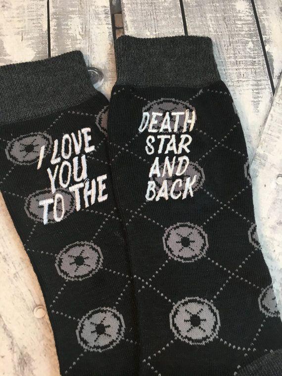 Star Wars Imperial Socks - Mens Socks - Star Wars Gift - Man Gift - Funny Socks - Secret Santa Gift - Groom Socks - Mens Christmas Gift 7f3YQ