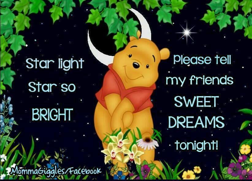 Dulces sueños a todos!