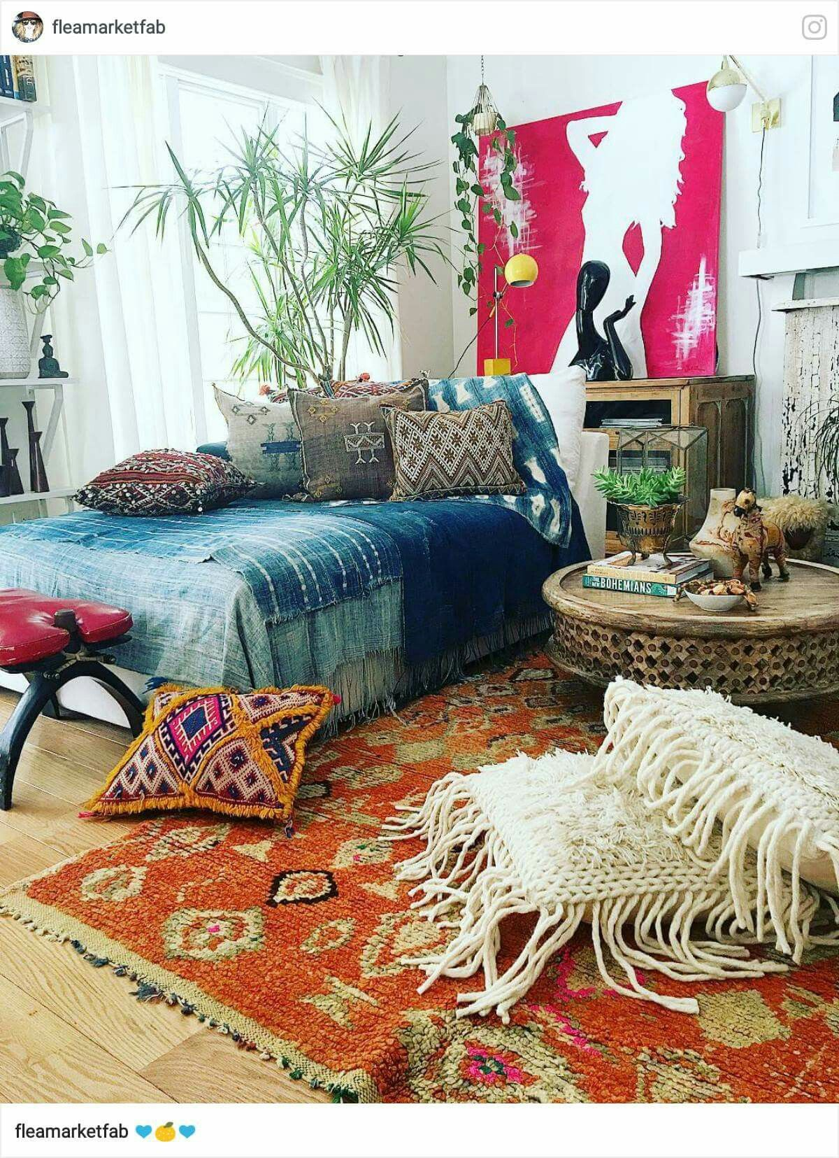 Bohemian Decorating, Decor Ideas, Bohemian Style, Bohemian Homes, Bohemian Interior,