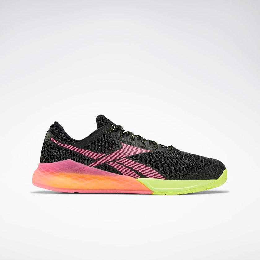 Reebok Mens Nano 9 Track Shoe