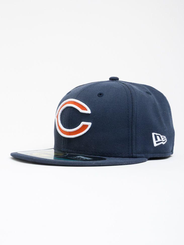 Scopri Cappelli fit 59Fifty Nfl On Field 59fifty Chicago Bears New Era Caps. Approfitta delle migliori offerte Streetwear e Sneakers e Acquista Online su Moveshop.it!